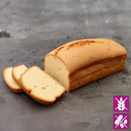 Cake au Beurre de Ferme sans gluten